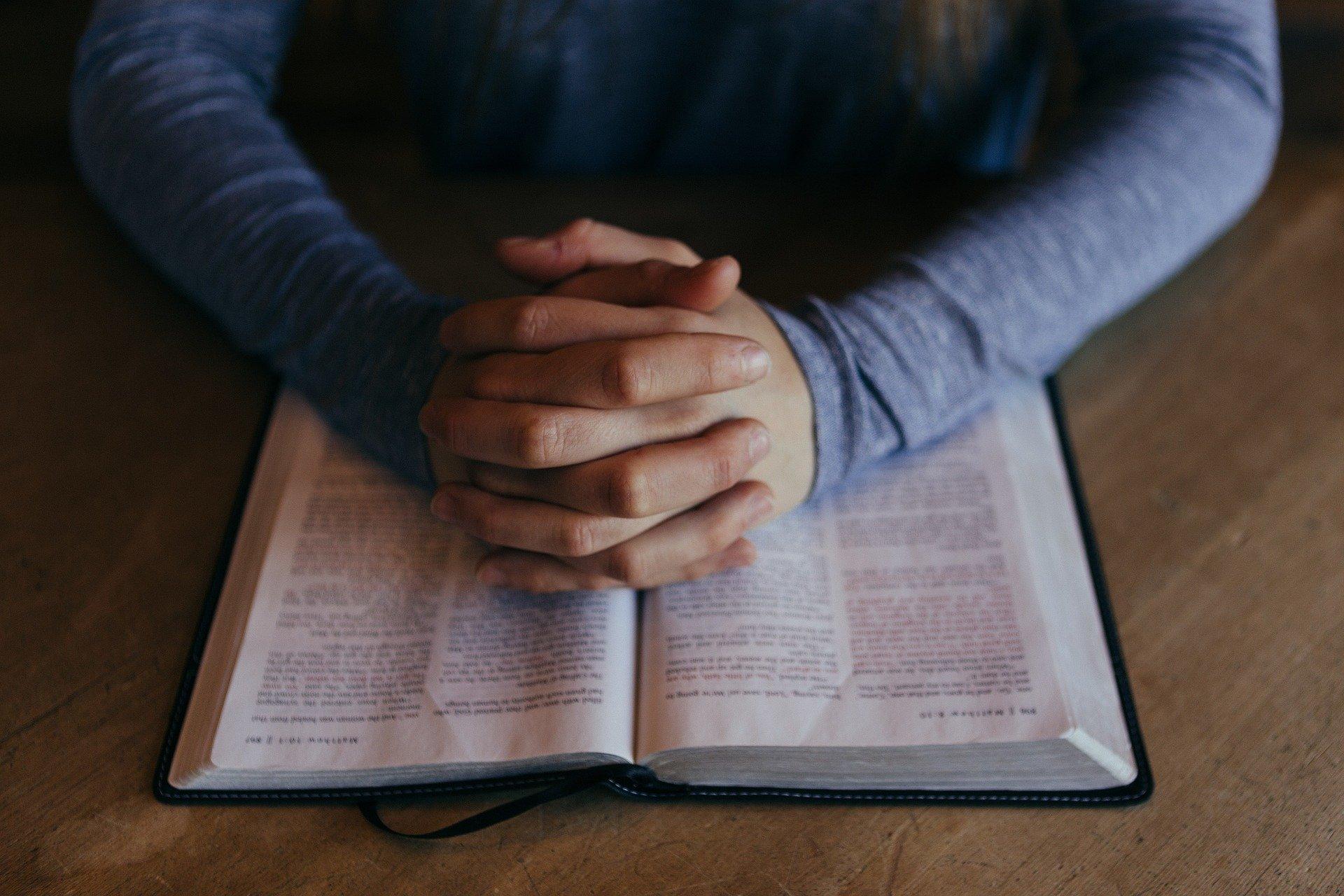 Gebet und Bibel